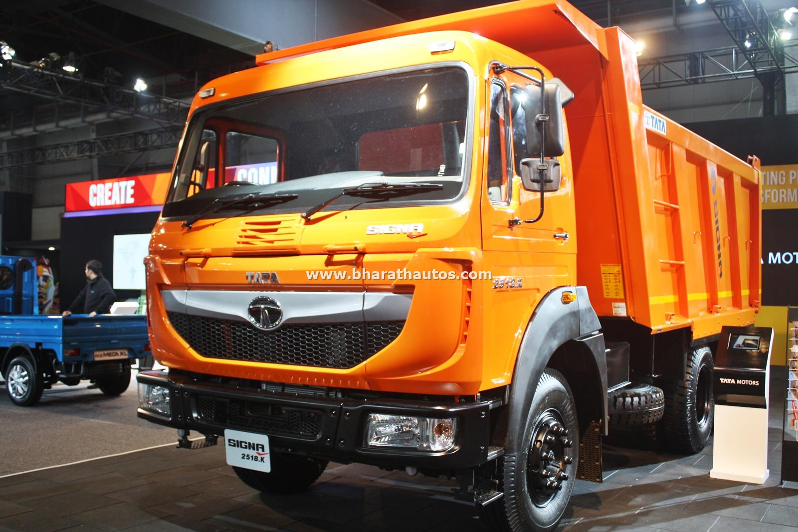 Tata motors commercial vehicles 8 future ready offerings for Tata motors commercial vehicles