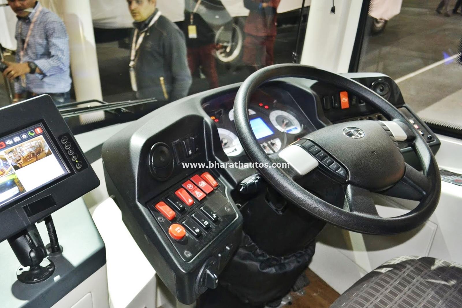 Tata Prima LX 4025.S Prime mover Trucks Image Gallery ...  |Tata Prima Bus Interior