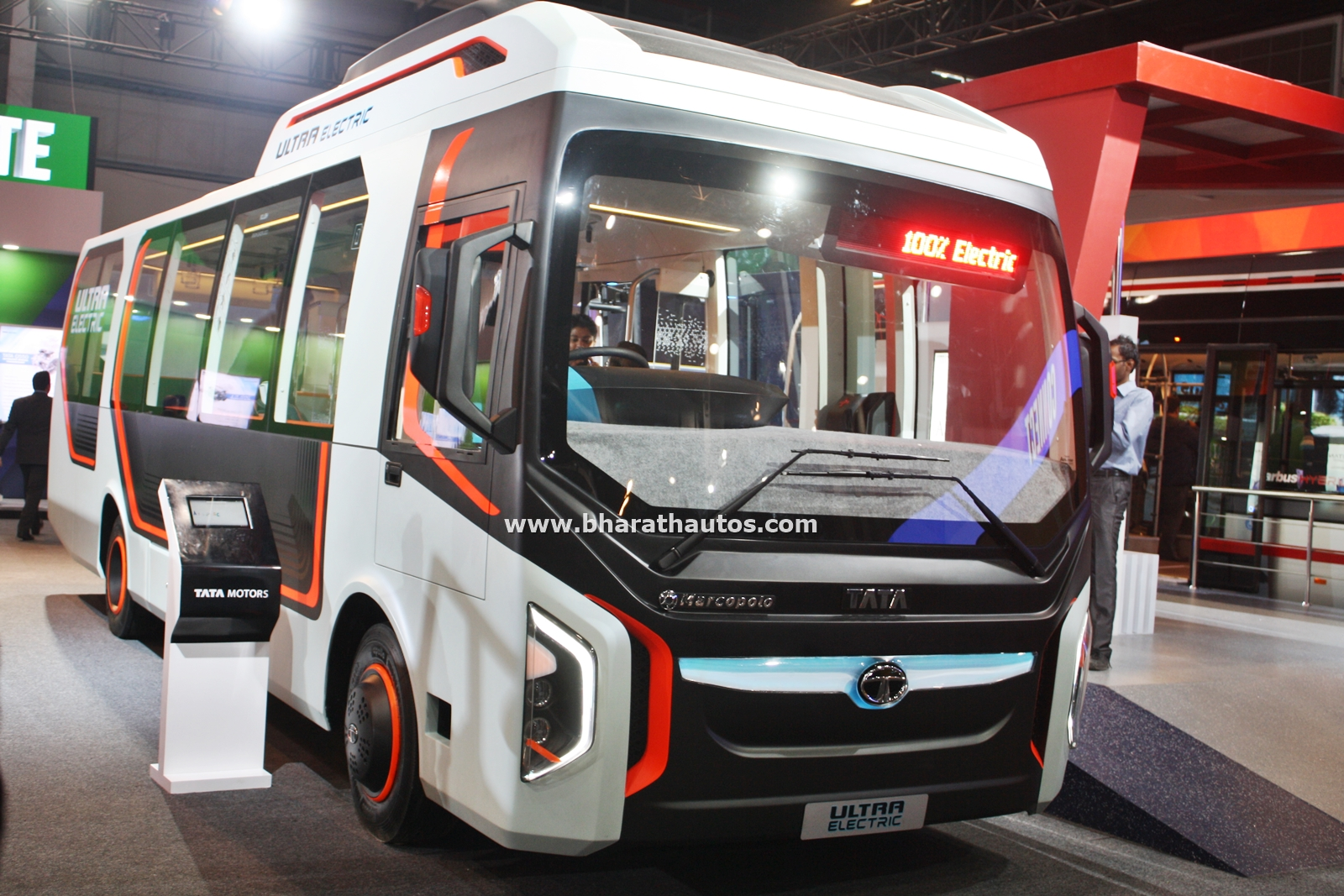 Tata ULTRA Electric Bus