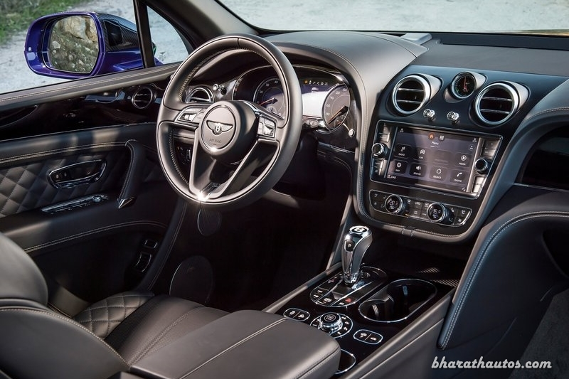 Bentley Bentayga Suv Interior Inside India Pictures Photos Images Snaps