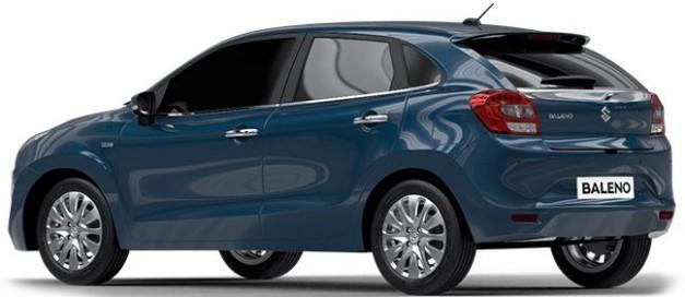 maruti-baleno-zeta-cvt-automatic-gearbox-back-rear