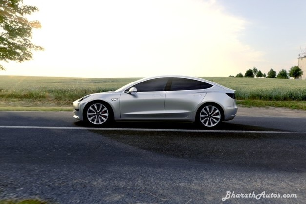 tesla-model-3-india-pictures-photos-images-snaps-side-shape