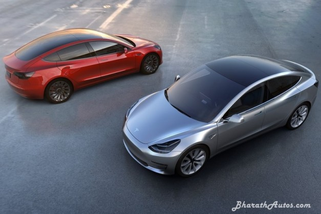 tesla-model-3-india-pictures-photos-images-snaps-top-view