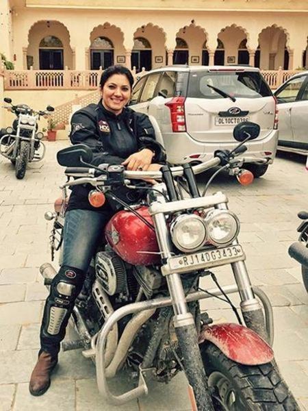 veenu-paliwal-famous-woman-biker-dies-road-accident