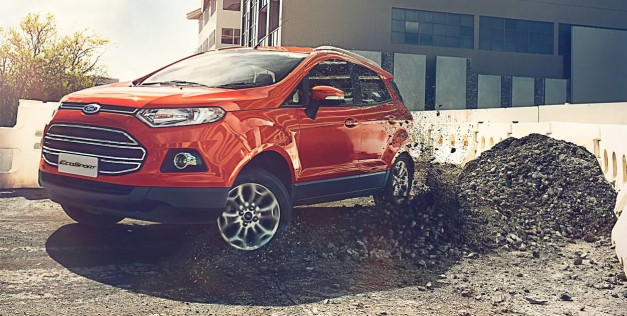 ford-ecosport-highest-exported-car-fy-2015-16-india