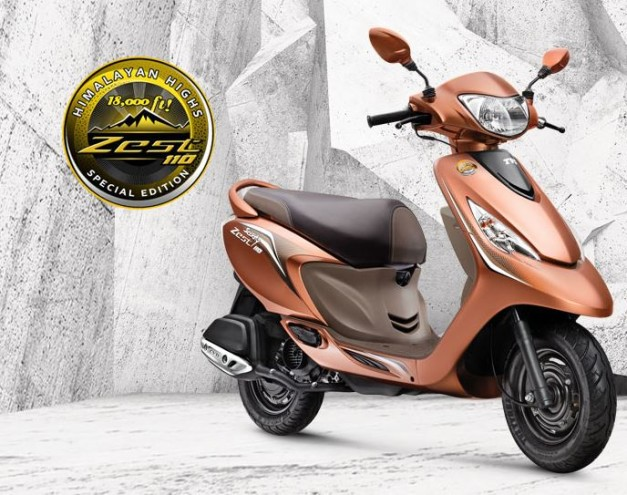 tvs-scooty-zest-110-himalayan-highs-special-edition-pictures-photos-images-snaps