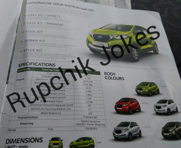 datsun-redi-go-exterior-brochure-leaked-details-information