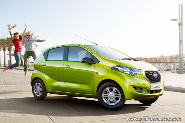 Datsun redi-GO launched in India, price starts from Rs. 2 ...