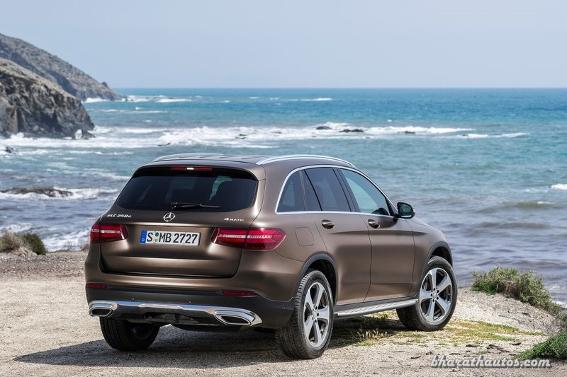 Mercedes benz glc launched in india price start from rs for Mercedes benz glc 400