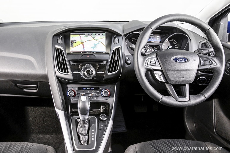 Ford Figo and Aspire to get touch-screen infotainment system