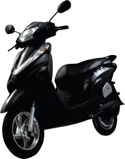 lohia-oma-star-black-electric-scooter-pictures-photos-images-snaps-video