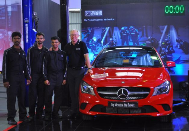 mercedes-benz-my-service-program-india-digital-service-drive-premier-express-service-star-ease-new-service-package