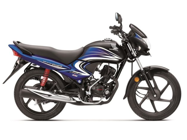 2016-honda-dream-yuga-black-with-athletic-blue-metallic-pictures-photos-images-snaps-video