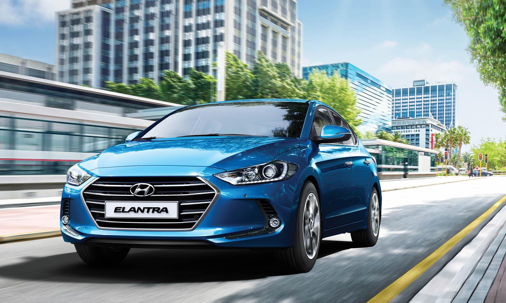 Red 2017 Hyundai Elantra >> All-new 2017 Hyundai Elantra to launch on August 23, 2016