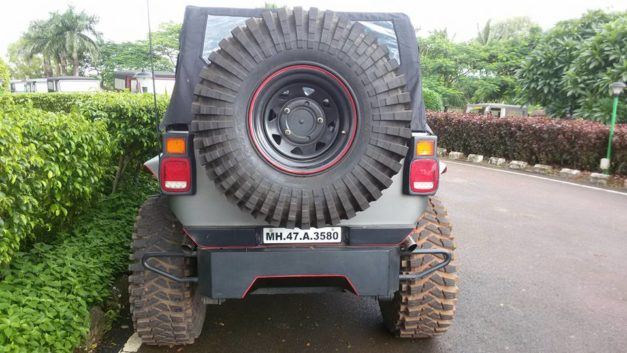 mahindra-thar-daybreak-edition-customization-rear-pictures-photos-images-snaps