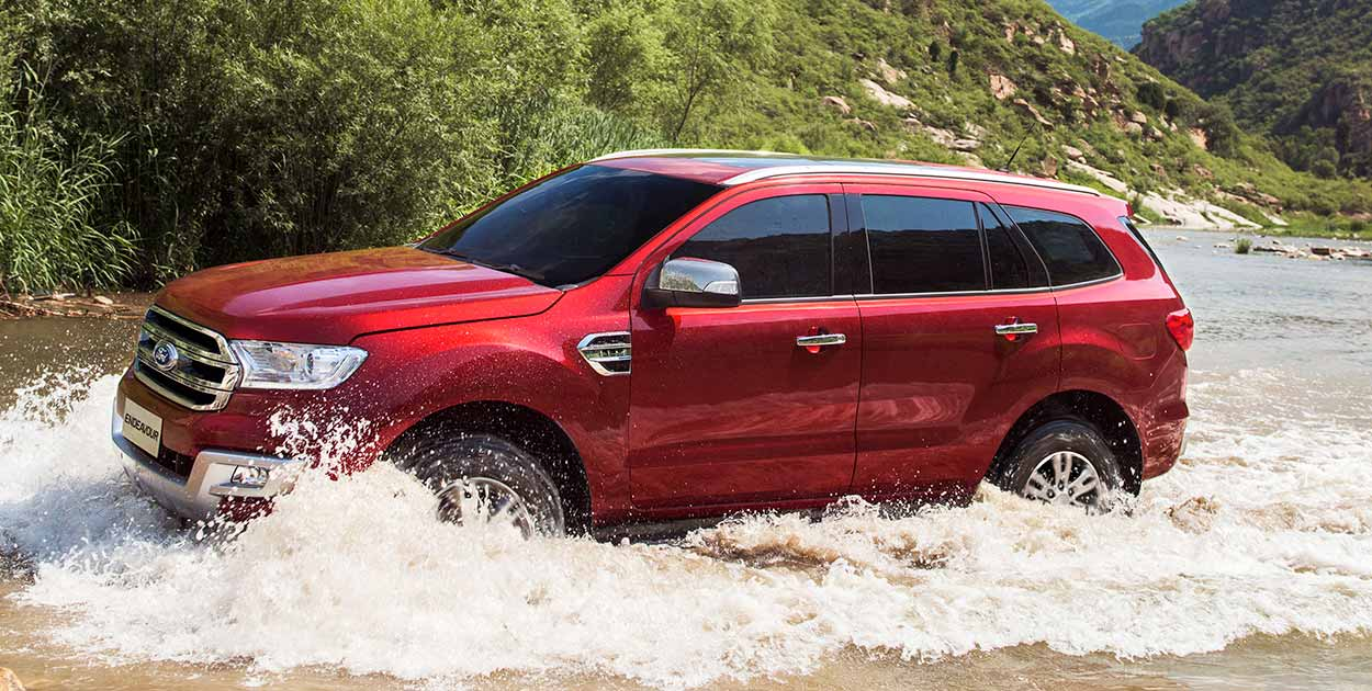 Ford India announces price increase for the new Endeavour Rs