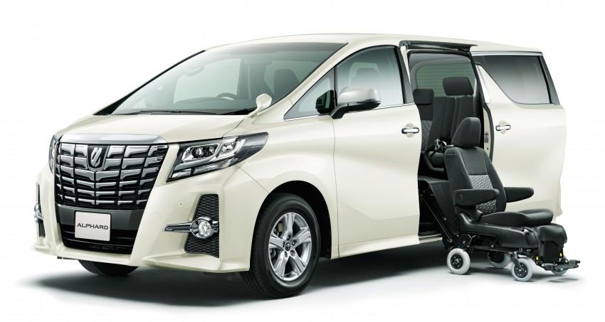 Toyota Considering Luxury Premium Alphard Mpv For India