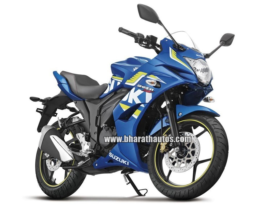 Suzuki Motorcycle India launches Gixxer SF with fuel-injection (Fi)