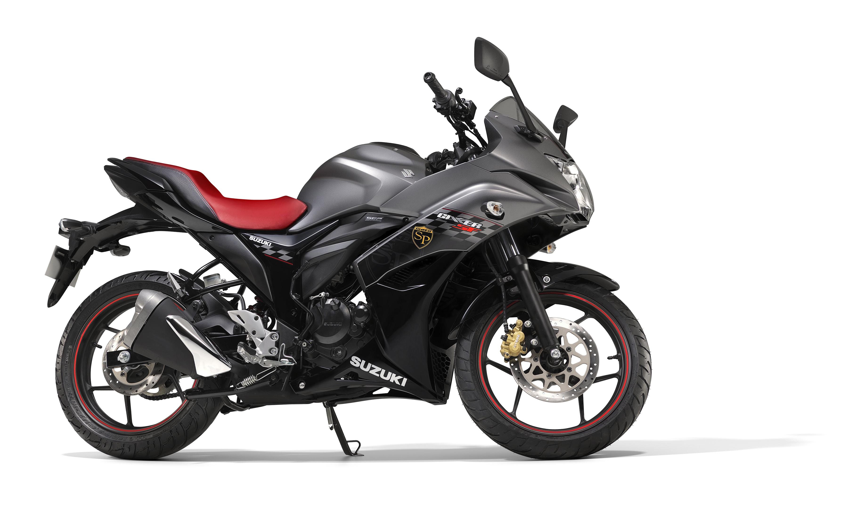 Suzuki Gixxer Sp And Gixxer Sf Sp Special Edition Debuts