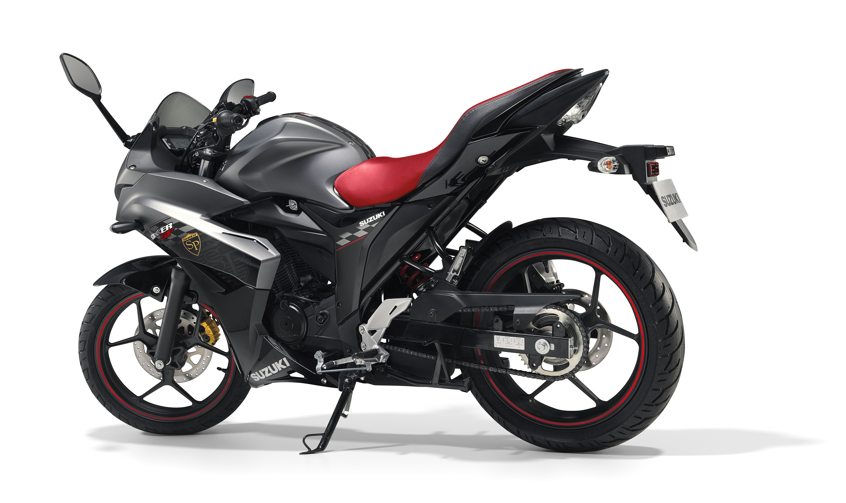 Suzuki Gixxer Sp And Gixxer Sf Sp Special Edition Debuts
