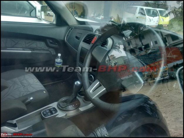tata-xenon-xt-pickup-facelift-automatic-gearbox-spied-pictures-photos-images-snaps