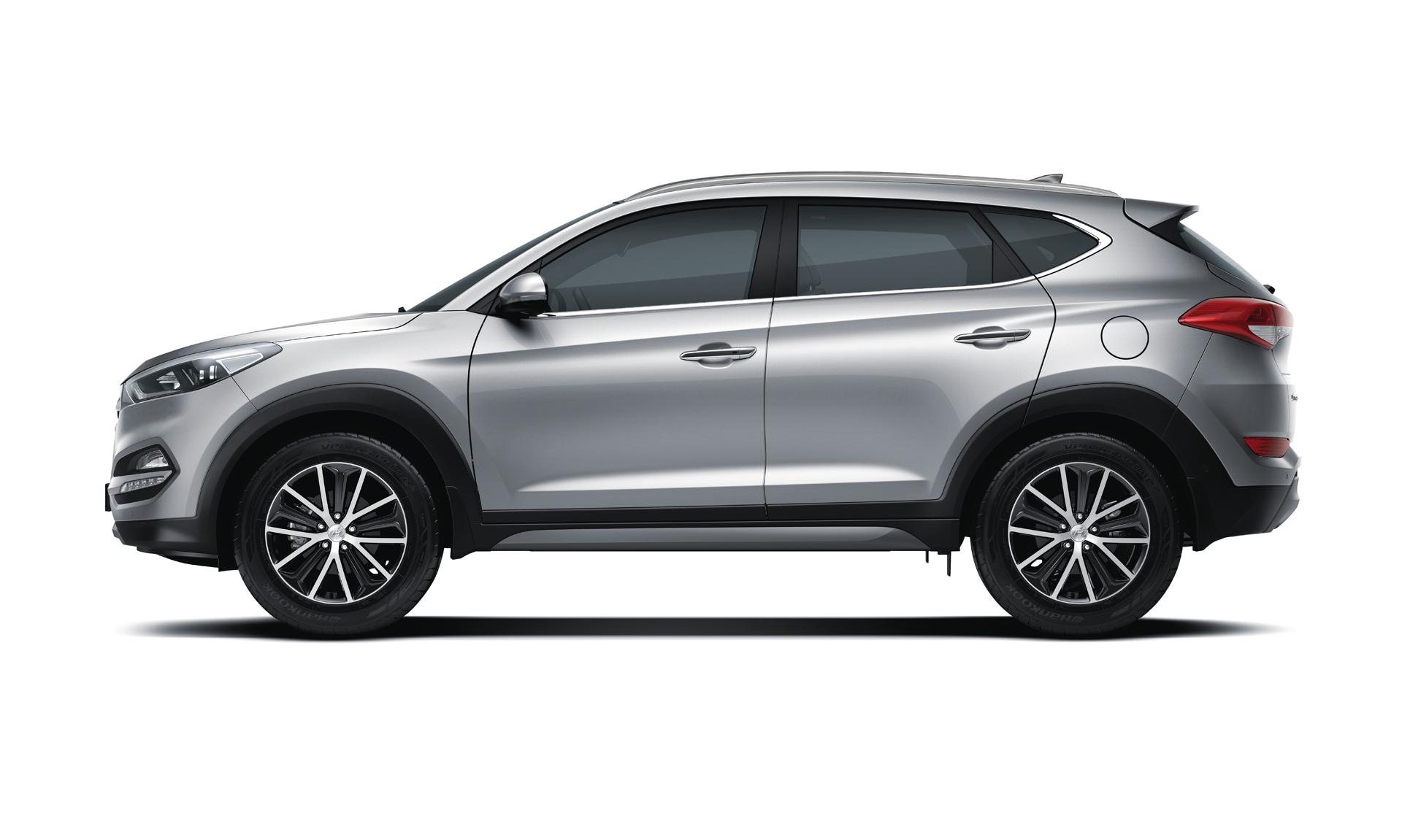 2016 Hyundai Tucson Launched In India 2 0l Petrol