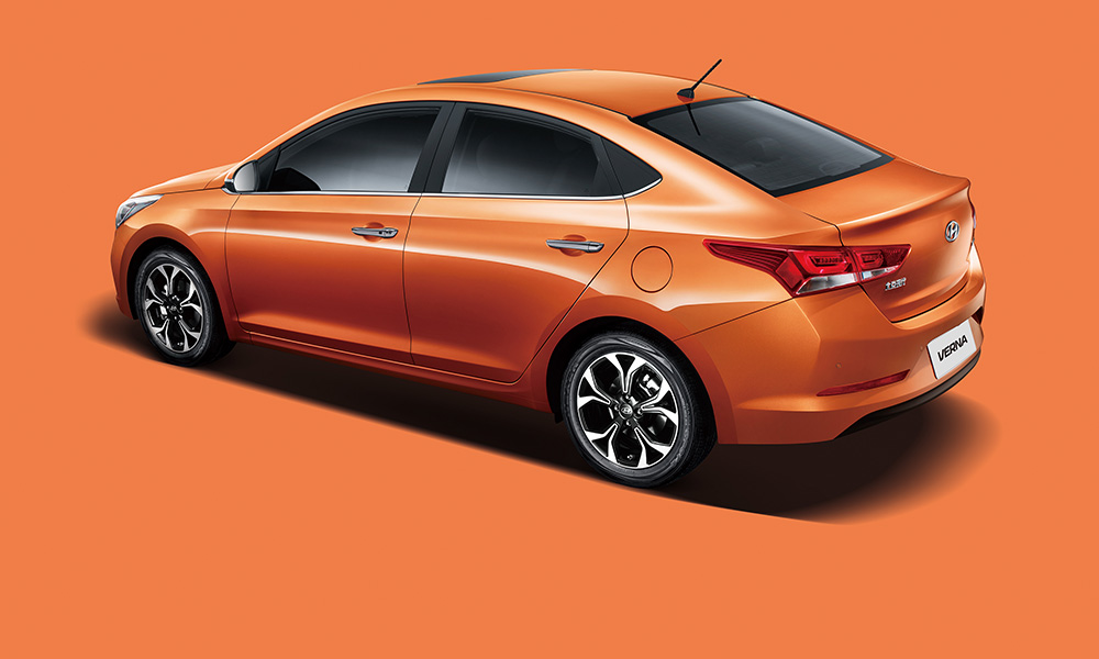 New Hyundai Verna With Mild Hybrid Coming To India In 2017