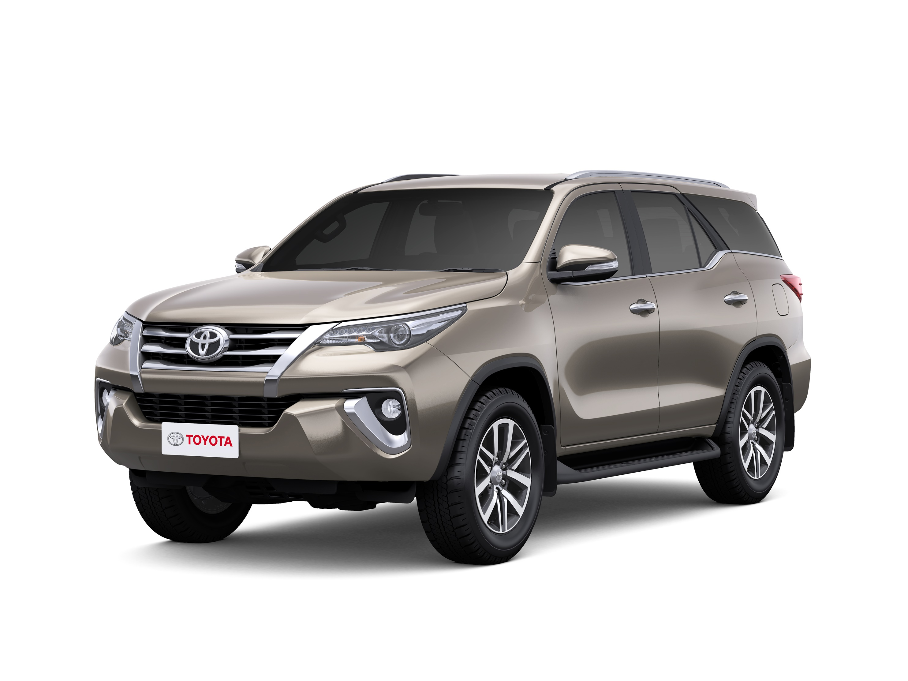 2016 toyota fortuner launched in india two variants 2 8l diesel and 2 7l petrol