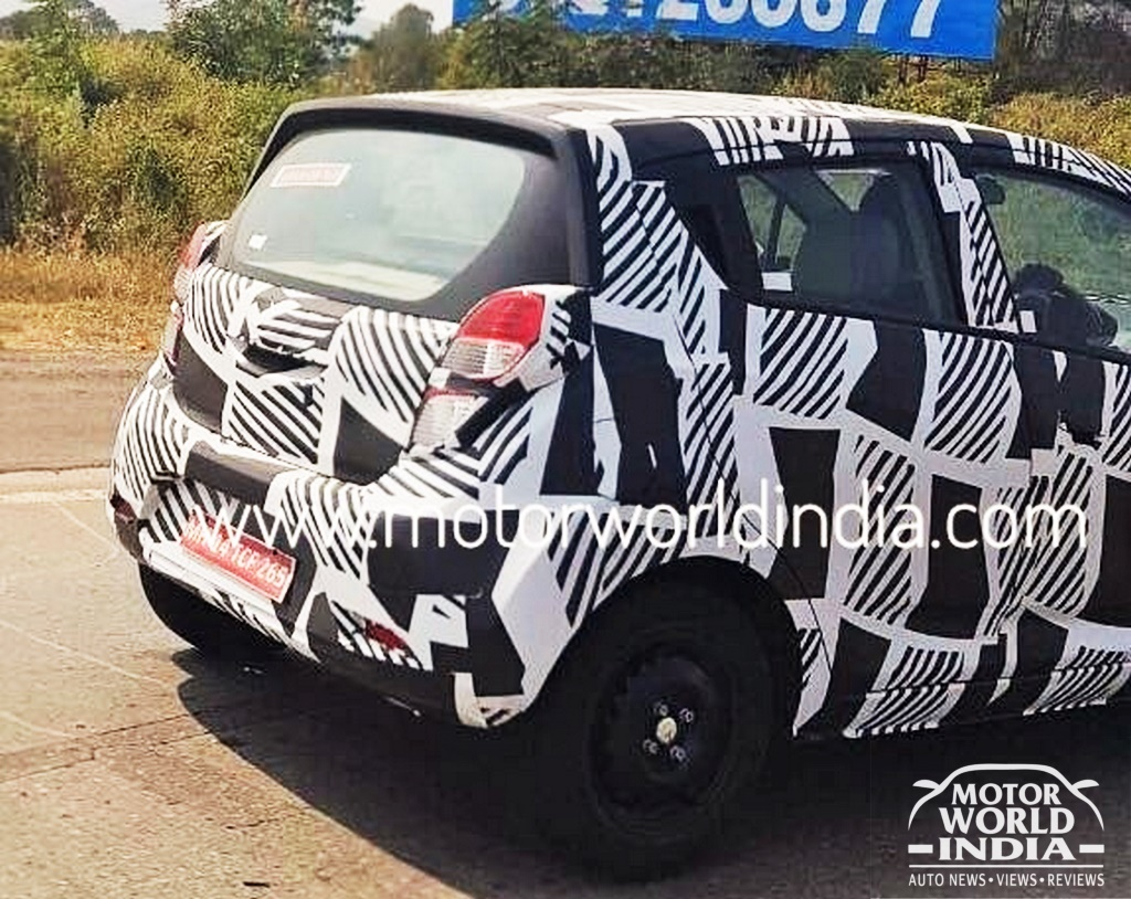 new-second-gen-2017-chevrolet-beat-rear-spied-india