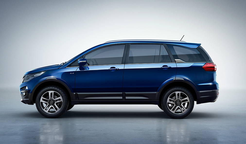 Tata Hexa Launched In India Full Details From Rs 11 99