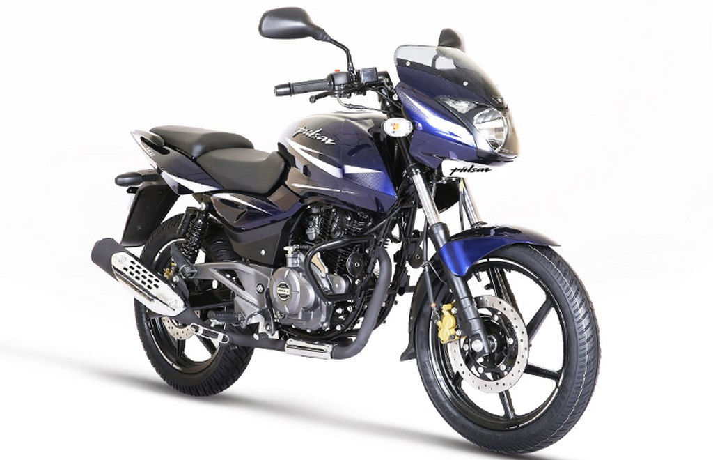 2017 bajaj pulsar 180 bs ivcompliant launched rs 79545