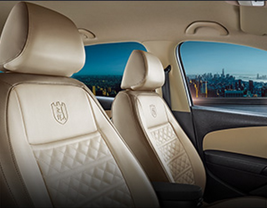 Vw Polo Crest Edition Leather Seat Covers Pictures Photos Images