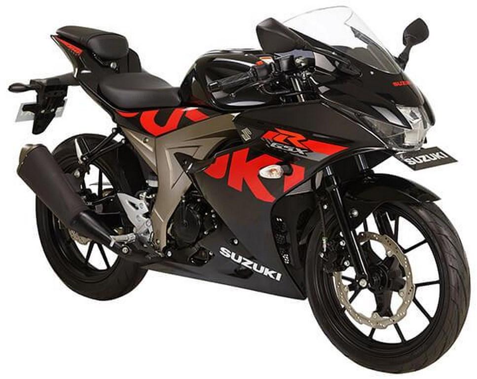 New Suzuki Gsx