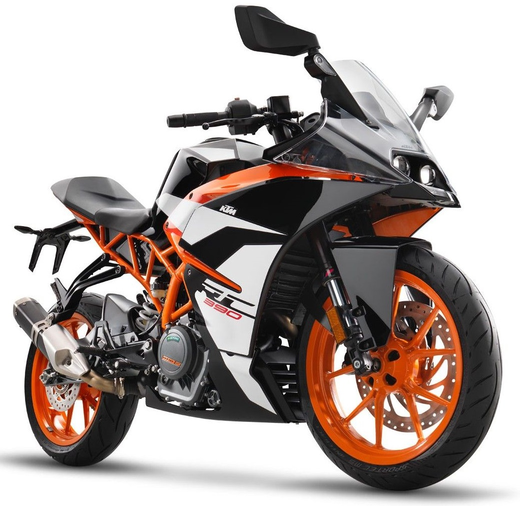 2017 Ktm Rc390 And 2017 Ktm Rc200 Launch On 19th January 2017
