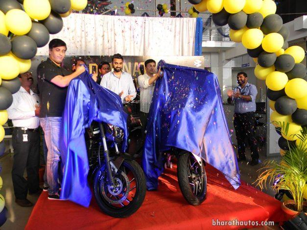 bajaj-dominar-400-manguluru-launch-supreme-motors