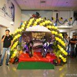 bajaj-dominar-400-shivprasad-shetty-india-thailand-cancer-awareness
