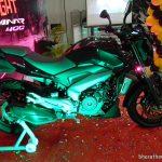 bajaj-dominar-400-supreme-motors-mangalore-side-view