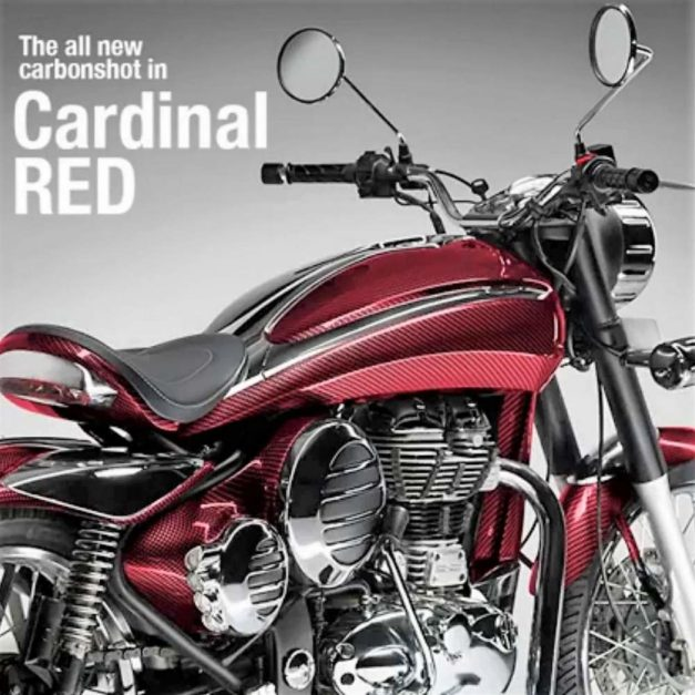 dc-design-royal-enfield-classic-bullet-350-500-dc2-carbonshot-kit-cardinal-red-pictures-photos-images-snaps-video