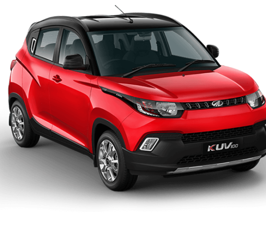 mahindra-kuv100-anniversary-edition-details-pictures-price