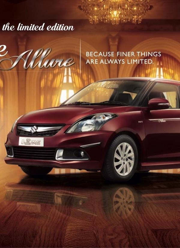 maruti-dzire-allure-special-edition-details-pictures-price