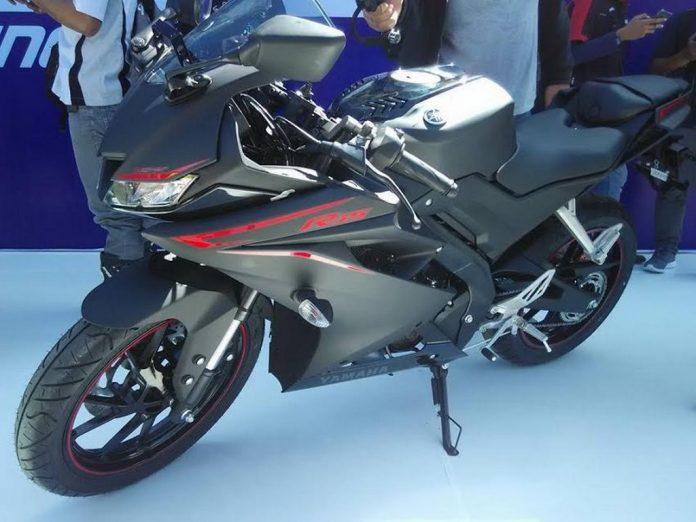 2017 Yamaha R15 V3 0 Unveiled Most Powerful Bike