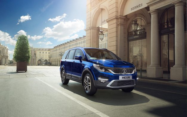 tata-hexa-front-pictures-photos-images-snaps-video