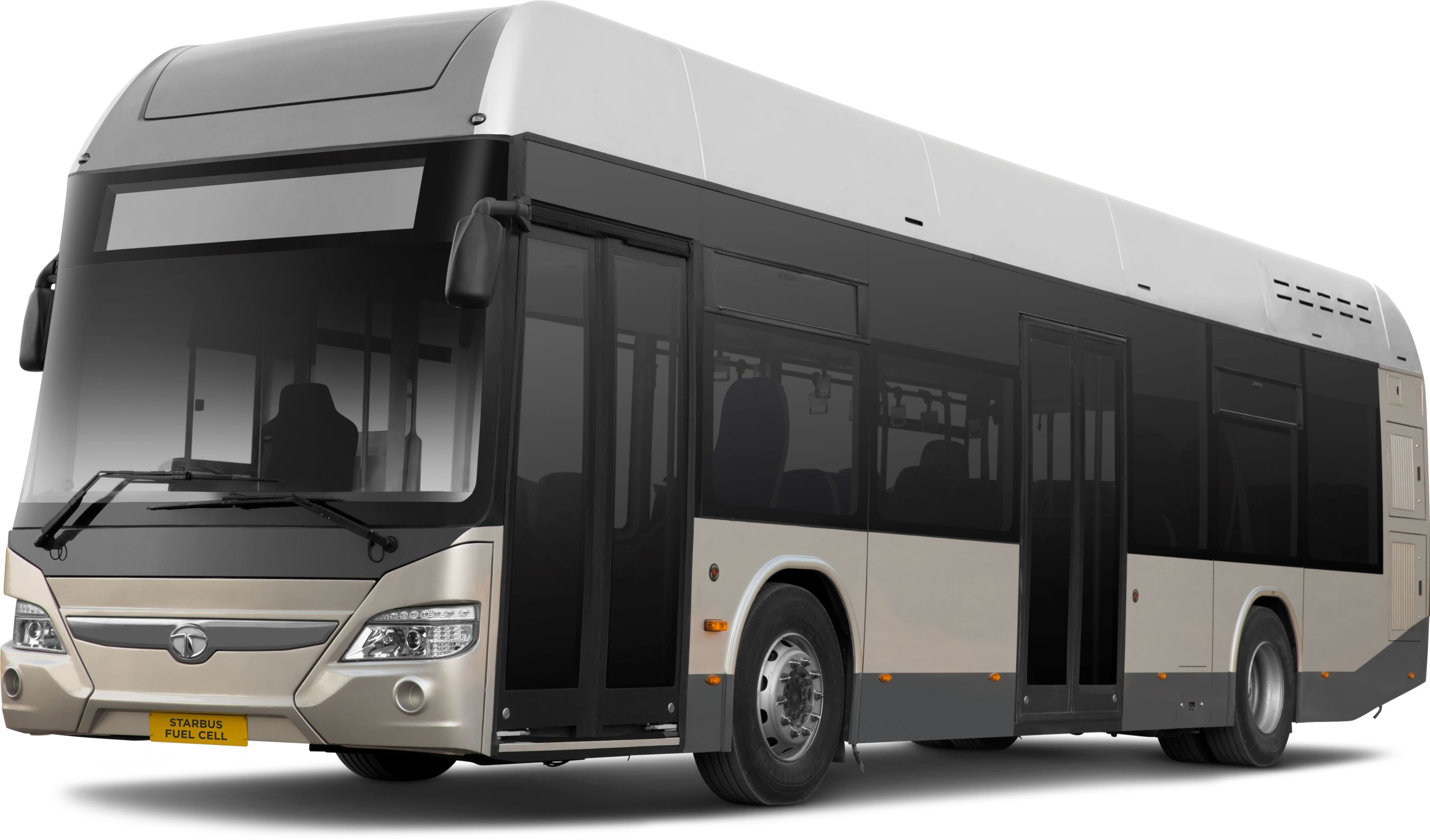 Tata Motors Launched Hybrid Amp Electric Buses The Future