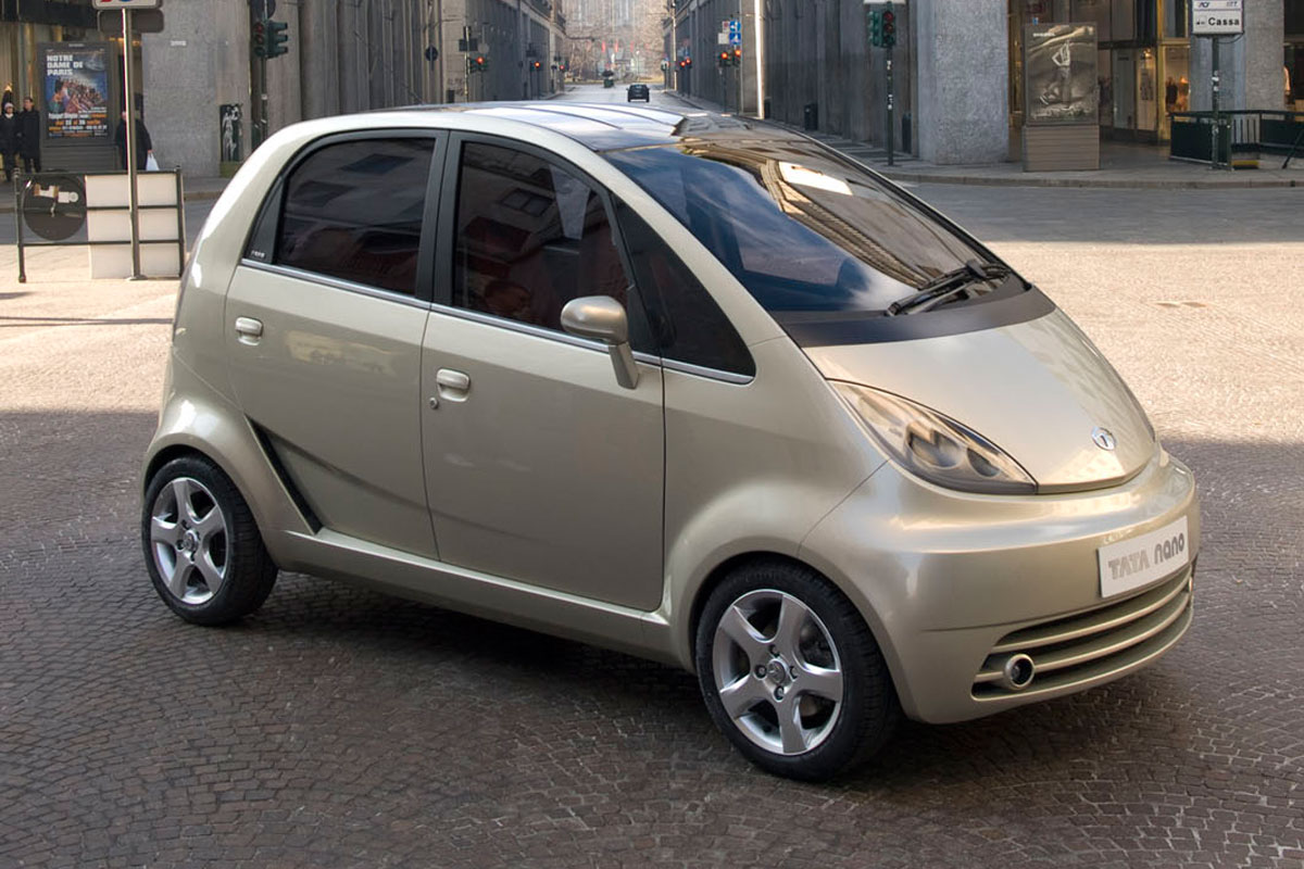 REPORT: Tata Nano To Spawn Electric, Hybrid & Air-powered