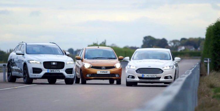 Tata Motors Driverless Cars To Hit Bangalore Streets Soon