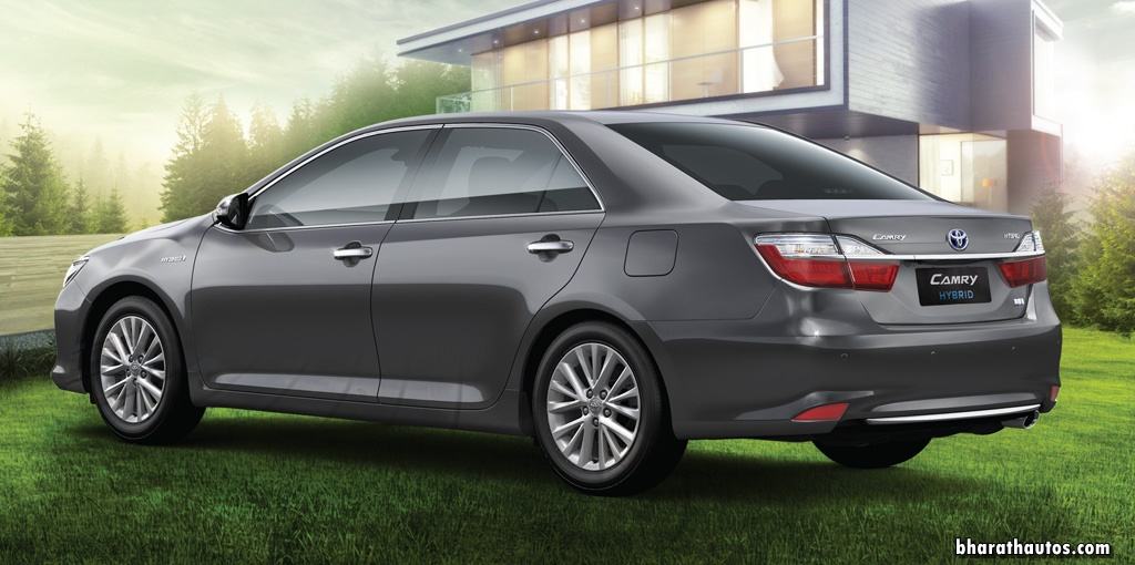 2017 toyota camry hybrid and all new prius launched in. Black Bedroom Furniture Sets. Home Design Ideas