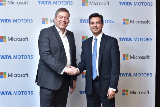anant-maheshwari-president-microsoft-india-guenter-butschek-ceo-md-tata-motors-connected-cars-connectnext