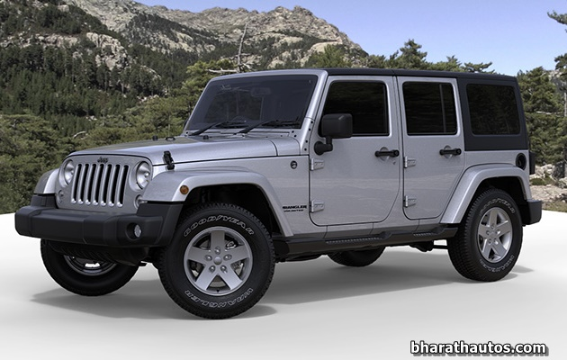 Jeep Wrangler Unlimited Petrol Is The Cheapest Jeep Model On Sale In India.