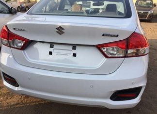 maruti-suzuki-ciaz-badges-logo-emblem-label-dropped