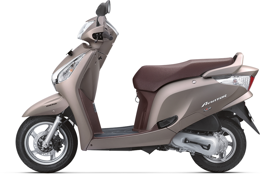 Updated Honda Aviator For 2017 Model Year With Bs4 Engine